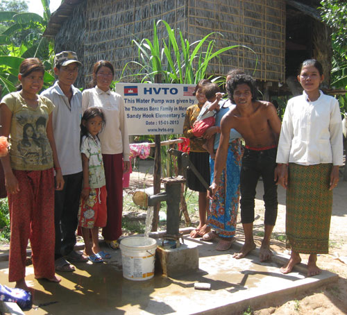 clean water projects The cambodia clean water project saves lives and helps protect livelihoods by giving rural communities access to clean drinking water in.